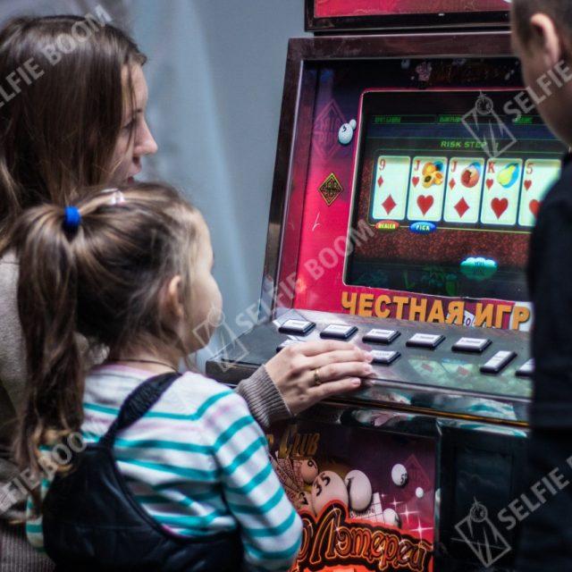 Заказать игровой автомат в аренду
