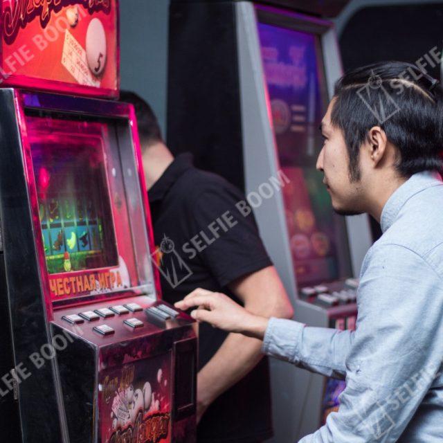 Игровой автомат Мир Лотереи в аренду