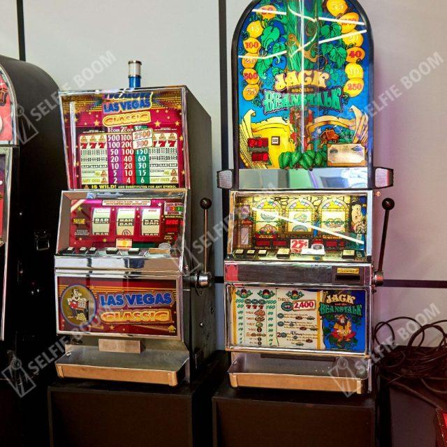 Аренда игровых автоматов на корпоратив