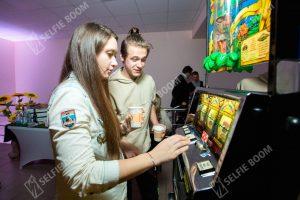 Игровые автоматы аренда в Москве
