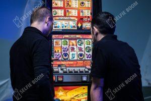 Игровой автомат Однорукий бандит в аренду