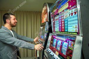 Прокат игровых автоматов на праздник
