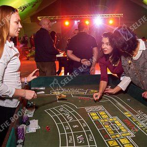 Выездное казино крепс
