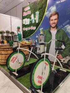 Велошейкер в Москве