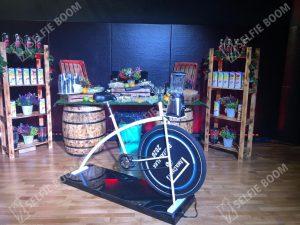 Велошейкер на мероприятие