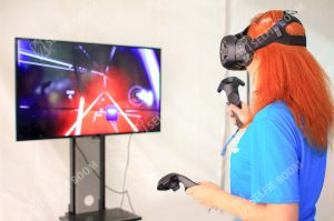 Аттракцион в аренду VR Блок Сплит