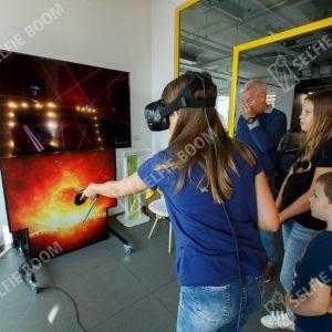 VR Блок Сплит заказать на мероприятие