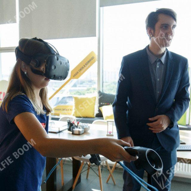 VR Блок Сплит в аренду