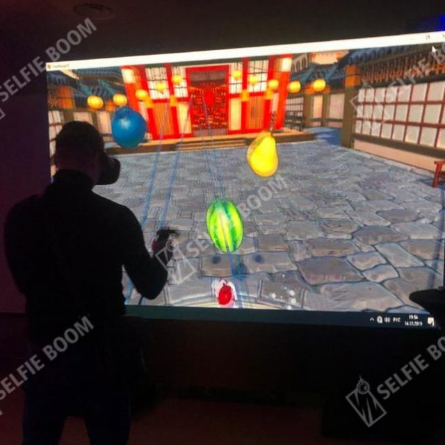 VR Ниндзя аренда на праздник