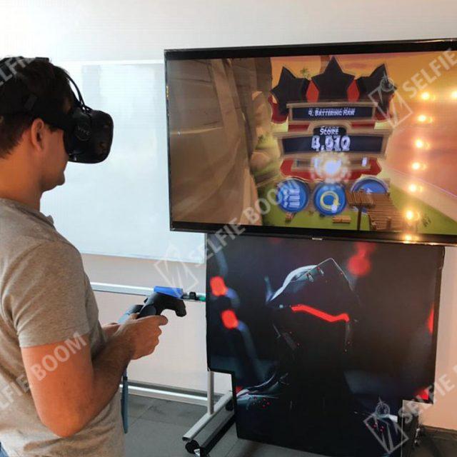 Аренда VR Ниндзя