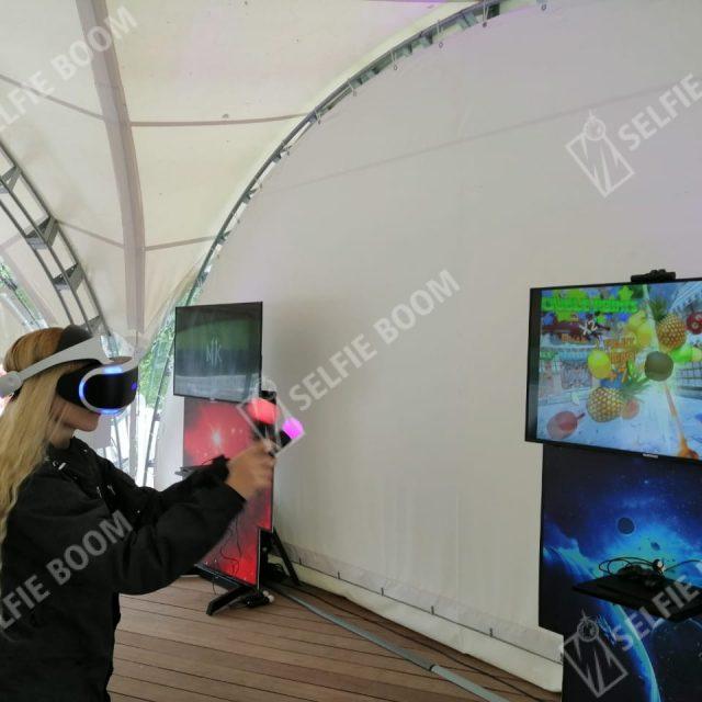 VR Ниндзя аренда в Москве