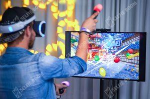 VR Ниндзя – Fruit ninja в аренду