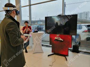Виртуальный стрелок в аренду