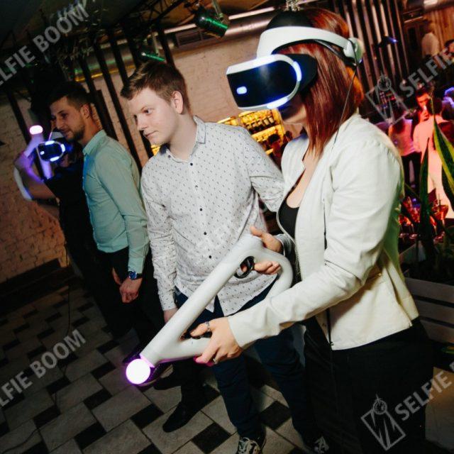 VR Strelok аренда в Москве