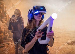 Прокат аттракционов VR Strelok