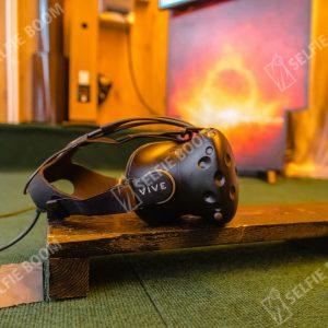 VR Прыжок в Москве на корпоратив