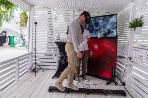 Аренда очки виртуальной реальности Небоскреб