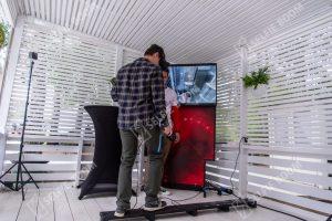 Заказать в аренду VR Прыжок с небоскрёба
