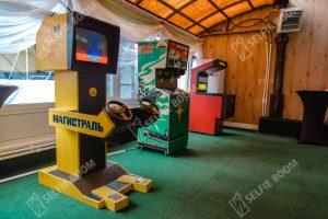 Игровые автоматы СССР аренда в Москве
