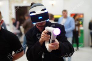 Аренда оборудования виртуальной реальности