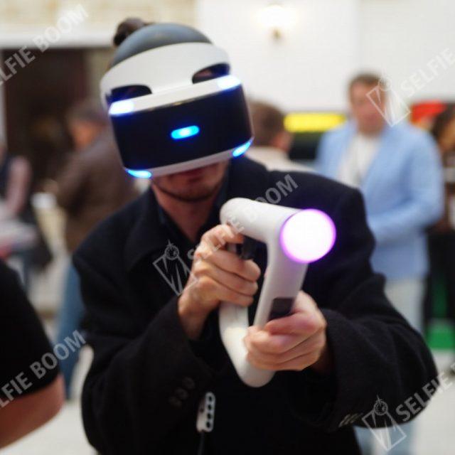 Аренда игровой консоли PS VR Move