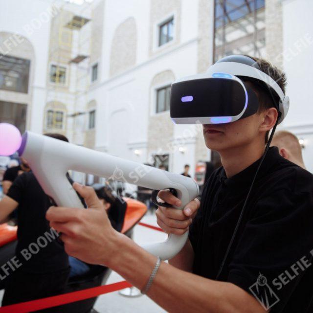 PS VR Move в аренду