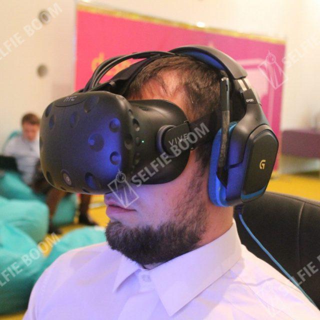 Очки HTC VIVE заказать в Москве