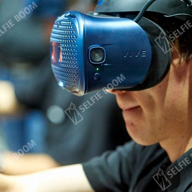 Виртуальная реальность на праздник