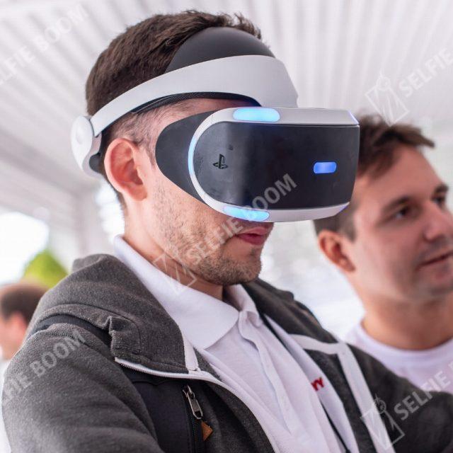 VR аттракционы в аренду