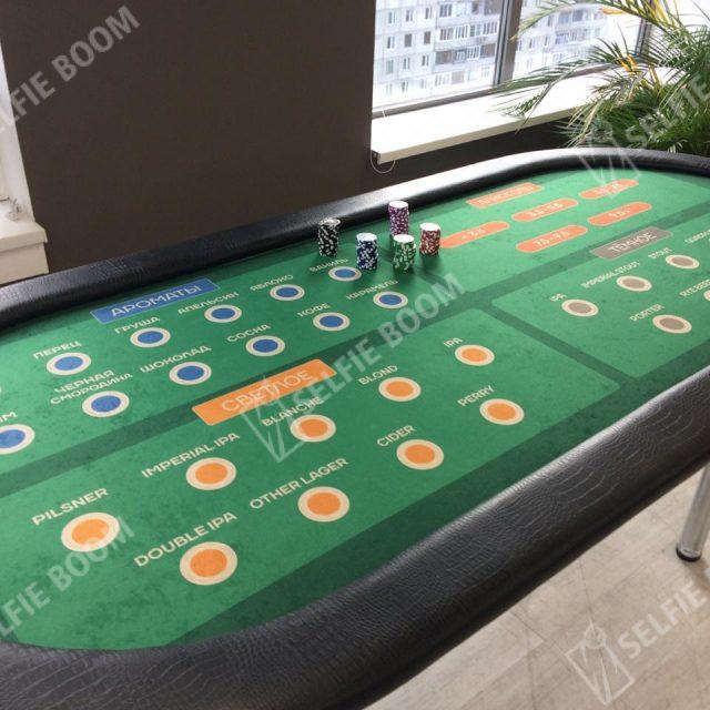 Прокат выездного алкогольного казино