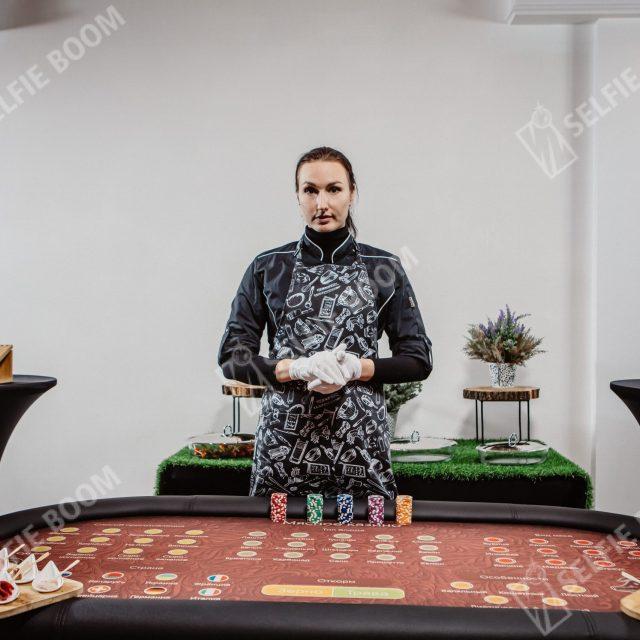 Выездное фан казино